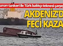 Akdeniz'de feci kaza! Çok sayıda can kaybı var...