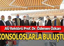 """Akdeniz Üniversitesi Rektörü Prof. Dr. Özlenen Özkan: """"Antalya sağlık turizminde marka olacak"""""""