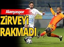 Alanyaspor - Konyaspor maçı sona erdi