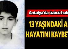 Ali Hamza Karakoyun 22 günlük yaşam savaşını kaybetti