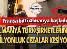 Almanya pandeminin zararını Türk ve yabancı şirketlere kesiyor