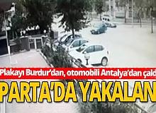 Antalya, Burdur ve Isparta... İller arası hırsızlık üçgeni!
