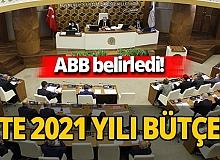 Antalya Büyükşehir Belediyesi'nin 2021 yılı gider-gelir bütçesi belirlendi