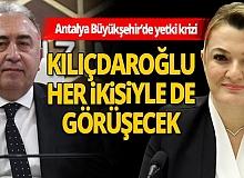 Antalya Büyükşehir'de 'yetki' krizi! Başkanvekili Hacıarifoğlu Cansel Çevikol'un yetkilerini sınırlandırdı