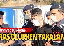 Antalya' cinayet şüphelisi 73 gün sonra yakalandı