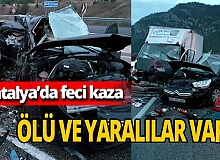 Antalya'da feci kaza! Medet Zahit hayatını kaybetti