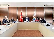 Antalya OSB Teknopark'ta genel kurul heyecanı yaşandı
