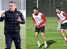 Antalyaspor'dan çift antrenman