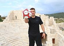 Antalyaspor'lu Podolski 'Turizm Elçisi' oldu