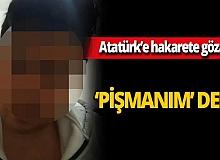 Aydın'da Atatürk'e hakaret ettiği videoyu sosyal medya hesabından paylaşan genç gözaltına alındı