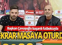 Aytemiz Alanyaspor'da Marafona'nın sözleşmesi uzatıldı