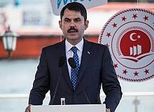 Bakan Murat Kurum'dan flaş deprem vergisi açıklaması: '8 katını deprem bölgelerine harcamıştır'