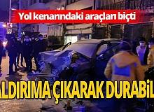 Beşiktaş'ta ortalık savaş alanına döndü