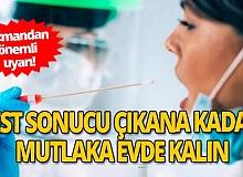 Bilim Kurulu Üyesi Prof. Dr. Serap Şimşek Yavuz'dan test uyarısı