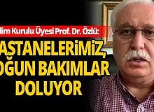 Bilim Kurulu Üyesi Prof. Dr. Tevfik Özlü'den korkutan uyarı!