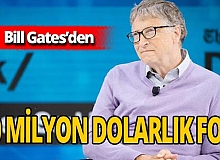 Bill Gates'den koronavirüs aşısına ek fon desteği!