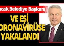 Bucak Belediye Başkanı Emrullah Ünal koronavirüse yakalandı