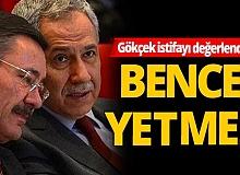 Bülent Arınç'ın istifası hakkında Melih Gökçek'ten ilk yorum