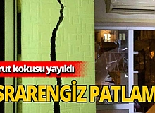 Bursa'da şüpheli patlama! 3 kişi gözaltında