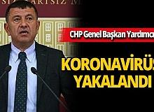CHP Genel Başkan Yardımcısı ve Malatya Milletvekili Veli Ağbaba koronavirüse yakalandı