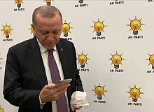 Cumhurbaşkanı Recep Tayyip Erdoğan, Ayda Gezgin ile telefonda görüştü