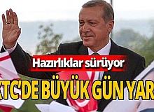 Cumhurbaşkanı Recep Tayyip Erdoğan KKTC'ye gidecek