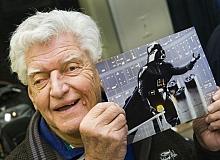 Darth Vader rolüne hayat veren David Prowse hayatını kaybetti