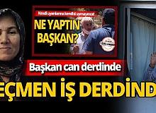 Demre eski Belediye Başkanı Süleyman Topçu can derdinde, seçmen iş derdinde!