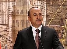 Dışişleri Bakanı Mevlüt Çavuşoğlu büyükelçilere hitap etti
