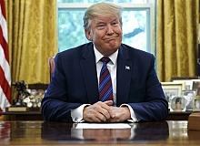 Donald Trump Joe Biden'ın Beyaz Saray'a girebilmesi için şart koştu