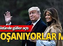 Donald Trump ve Melania Trump boşanıyor mu?