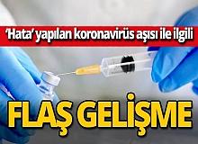 Dünya Sağlık Örgütü, AstraZeneca'nın koronavirüs aşısı hakkında daha fazla ayrıntı duymak istiyor