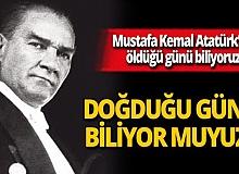 """Emin Altıner yazdı: """"10 Kasım ölüm değil, doğumdur"""""""