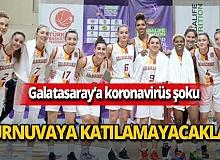Galatasaray Kadın Basketbol Takımı EuroLeague Women birinci grup aşamasına katılamayacak