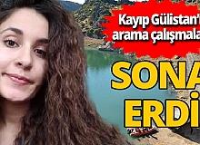 Gülistan Doku'yu barajda arama çalışmaları sona erdi