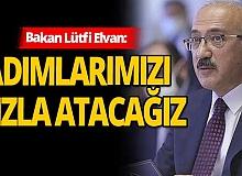 Hazine ve Maliye Bakanı Lütfi Elvan'dan iş dünyasına önemli mesaj