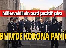 HDP Bitlis Milletvekili Mahmut Celadet Gaydalı koronavirüse yakalandı! TBMM'de bütçe görüşmelerine ara verildi