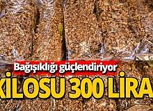 Ihlamur cep yakıyor: Kilosu tam 300 lira