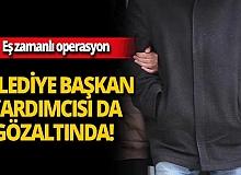İstanbul'da 28 adrese operasyon! Şişli Belediye Başkan Yardımcısı gözaltına alındı
