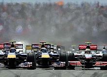 İstanbul Park Pisti'nde F1 geri sayımı