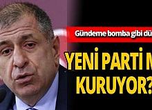 İYİ Parti İstanbul Milletvekili Ümit Özdağ yeni parti mi kuruyor?