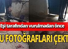 """Karaman'da Hakan Karharman tarafından bacağından vurulan Özgen Karharman: """"Öldüreceğini düşündüm, ispatlamak istedim"""""""