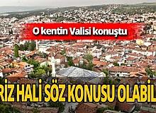 KastamonuValisi Avni Çakır'dan korkutan uyarı: Kapasiteler dolma aşamasında!