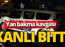 Kayseri'de yan bakma kavgası kanlı sonlandı!