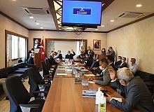 Kemer Belediyesi'nde Kasım ayı meclis toplantısı yapıldı