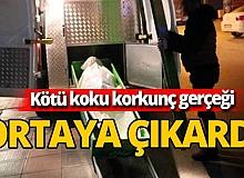 Komşuların kötü koku ihbarı yaptığı dairede 88 yaşındaki Mehmet Selahattin Özdemir'in cansız bedeni bulundu