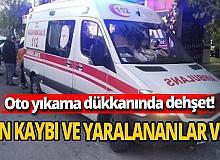 Konya'da oto yıkama dükkanında silahlı kavgada Yavuz Keskin hayatını kaybetti iki kişi yaralandı
