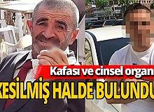 Konya'da vahşet dolu cinayet: Başı ve cinsel organı kesilmiş halde bulundu