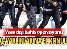 Konya'da yasa dışı bahis operasyonu! İşte inanılmaz detaylar