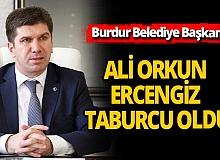 Burdur Belediye Başkanı Ercengiz  taburcu oldu